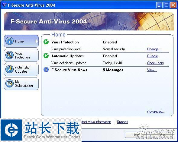 f-secure client security v8.00.232