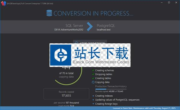Full Convert Enterprise破解版
