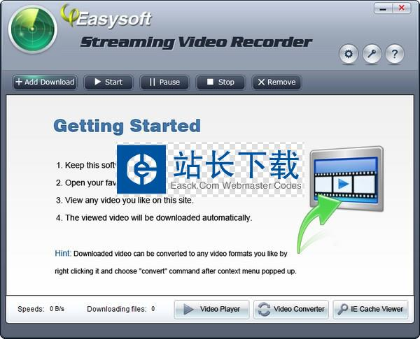 4Easysoft Streaming Video Recorder(录像软件)