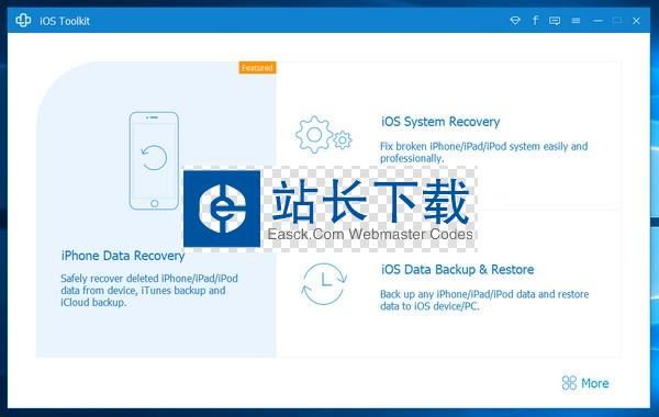 AnyMP4 iPhone Data Recovery(数据恢复工具)